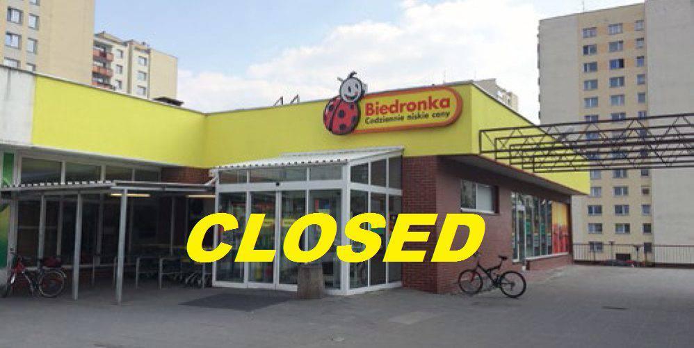Магазини в суботу та неділю зачинені (15-16.08.2020)