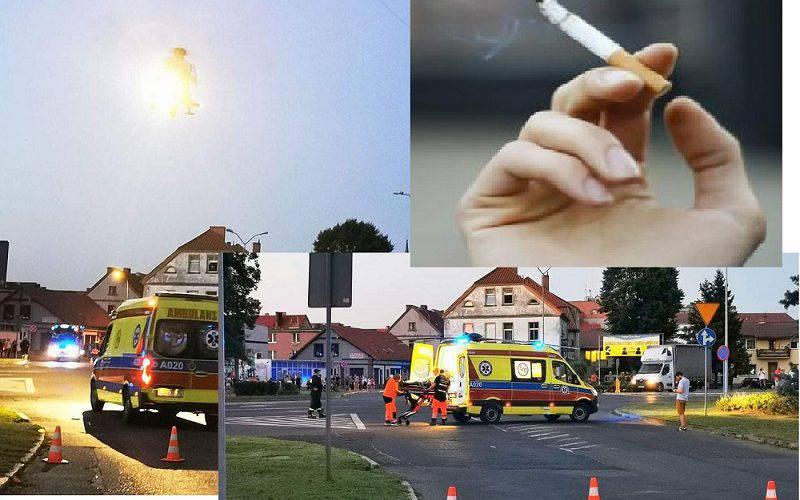 У Польщі бандит ледь не вбив через цигарку [+ФОТО]
