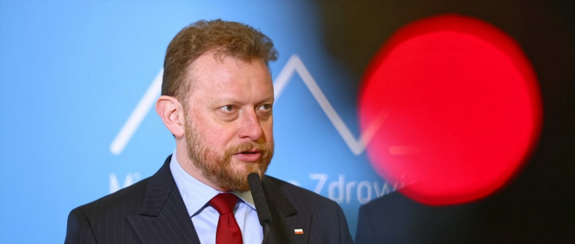 Екс-міністр охорони здоров'я Польщі захворів на коронавірус