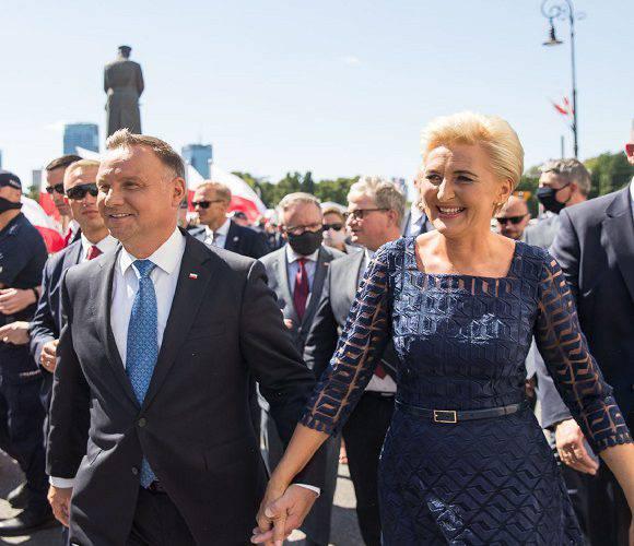 Анджей Дуда в жовтні відвідає Україну