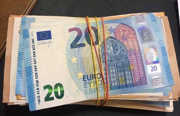 Українські прикордонники знайшли в кущах 9 тисяч євро і повернули державі