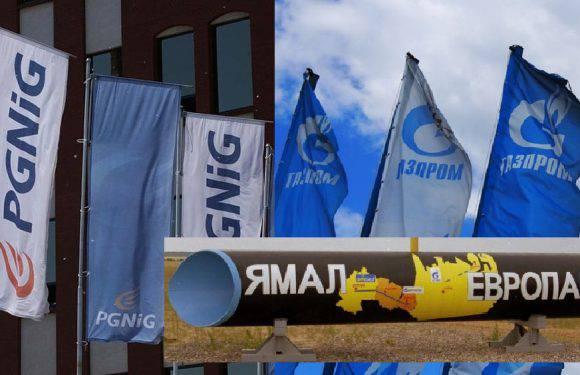 Польща не збирається закуповувати російський газ