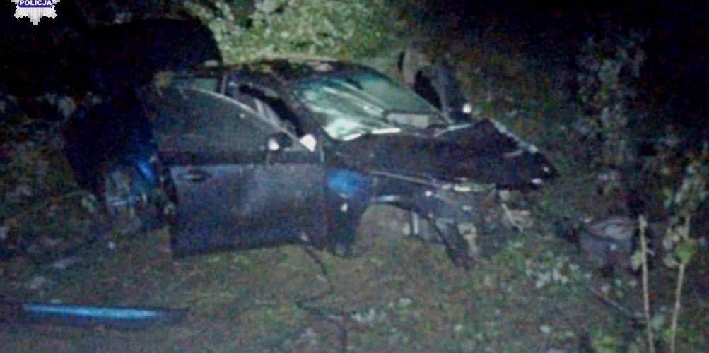 В Польщі під час аварії з авто вилетів двигун і відірвалися колеса