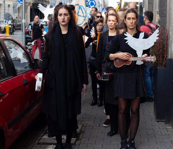 У Варшаві відбудеться міжнародний марш за клімат: долучайся!