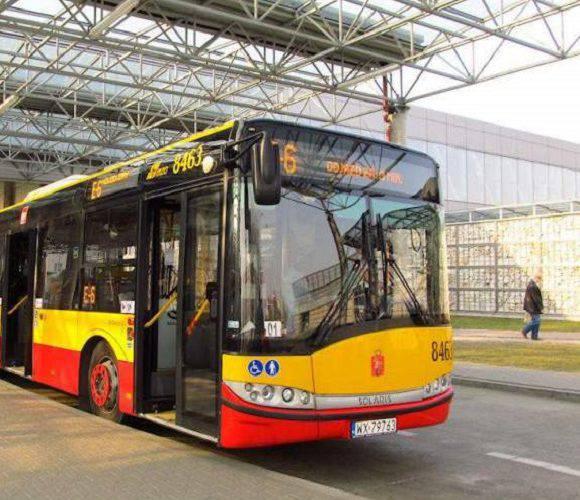 Варшавські водії знову беруться за старе: поліція затримала п'яного водія автобуса