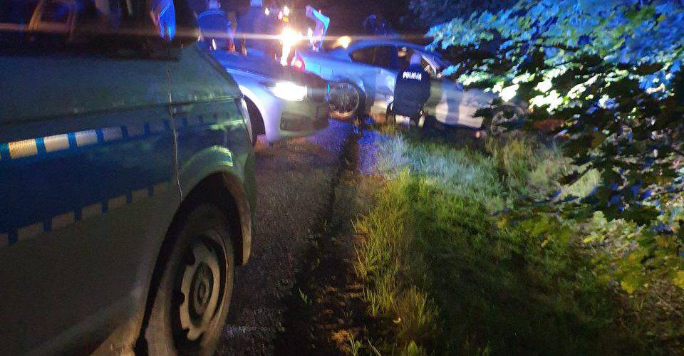 У Польщі водій BMW розбив 3 поліцейські машини та травмував 5 правоохоронців [+ФОТО]