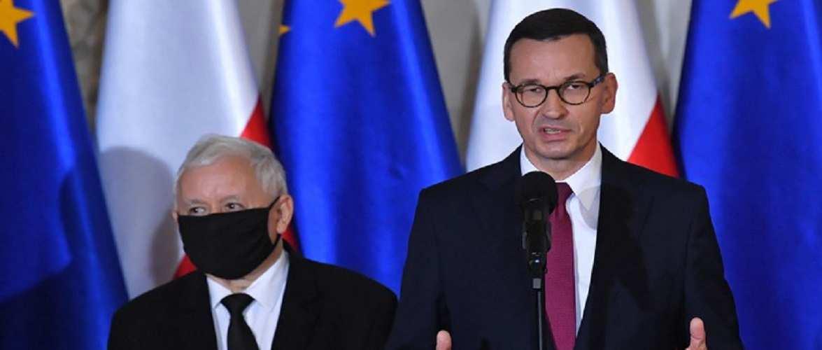 Ярослав Качинський став віце-прем'єр-міністром Польщі