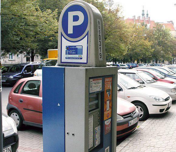 Від сьогодні у Варшаві на 250 злотих штрафуватимуть водіїв за відсутність паркувального талону