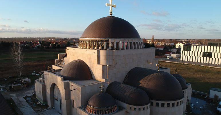 У Варшаві вперше за 100 років збудували православну церкву