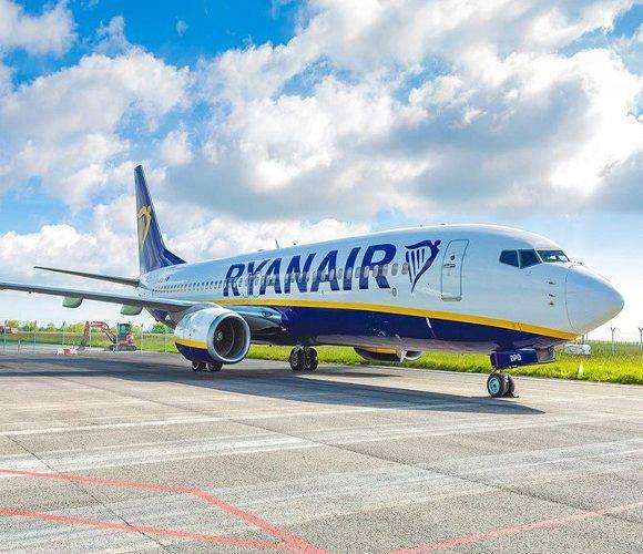 «Ryanair» скасував усі рейси з України до Польщі