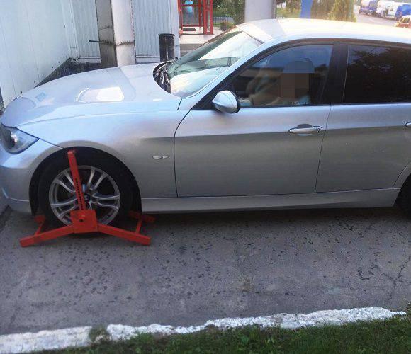 На кордоні затримали українця, котрий намагався в'їхати до Польщі на вкраденому авто