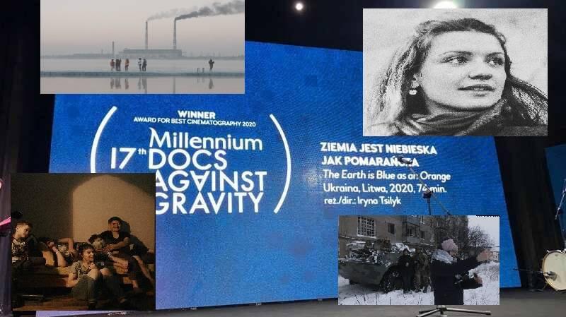Українка отримала головну премію на польському кінофестивалі