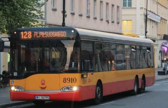 В автобусах Варшави показуватимуть відеоролики про Україну