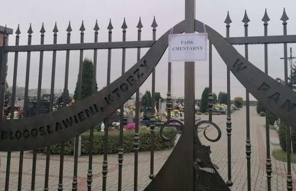 У Польщі священик перетворив кладовище на парк