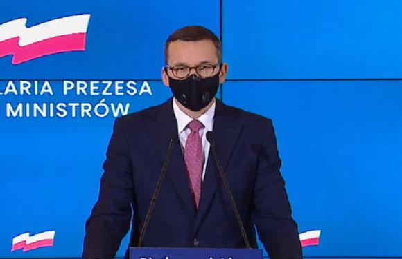 Прем'єр-міністр Польщі запевнив, що вакцина від коронавірусу буде вже в січні