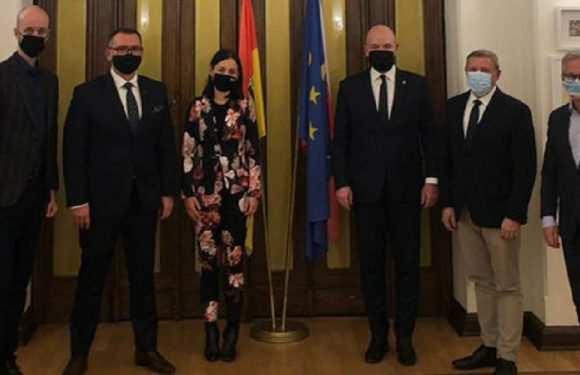 Посол України у Польщі обговорив відкриття Генконсульства у Вроцлаві