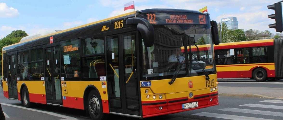 В столиці Польщі автобуси транспортуватимуть хворих на коронавірус [+ФОТО, ВІДЕО]