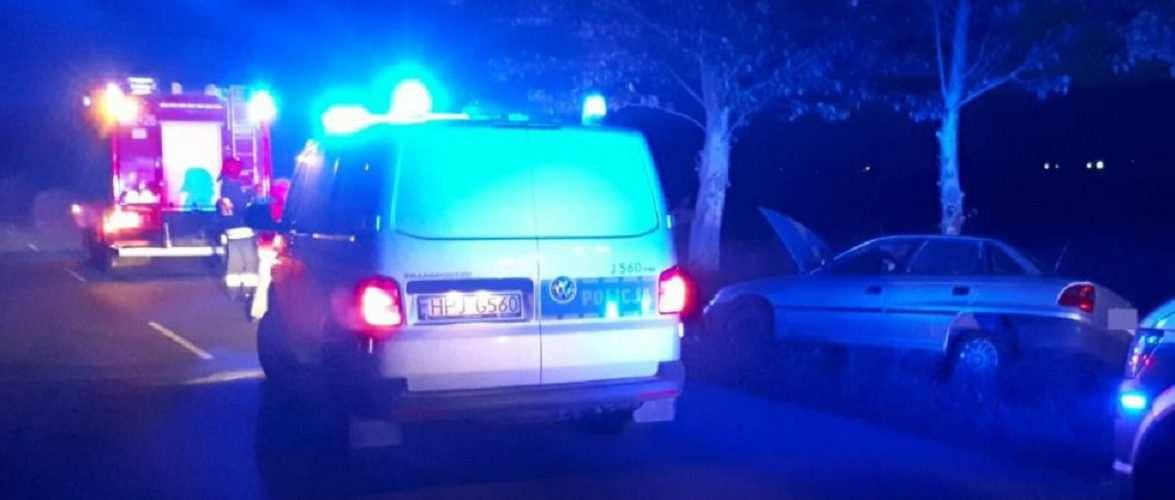 У Польщі розбився українець, при спробі втекти від поліції