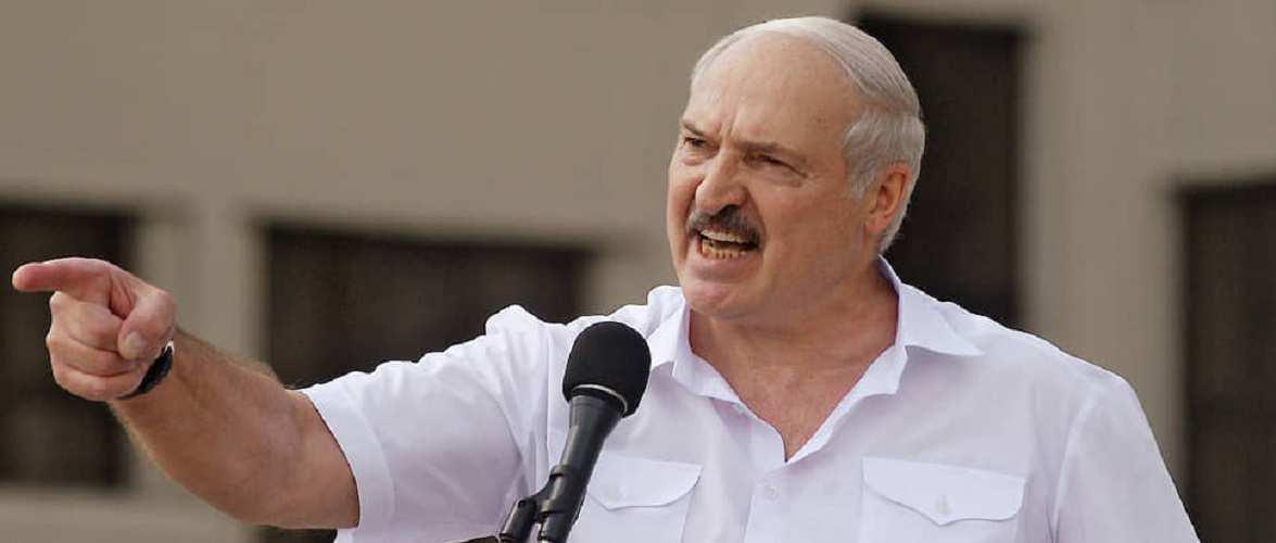 Нові одкровення від Луки: Лукашенко шукає шпигунів в Польщі та Україні