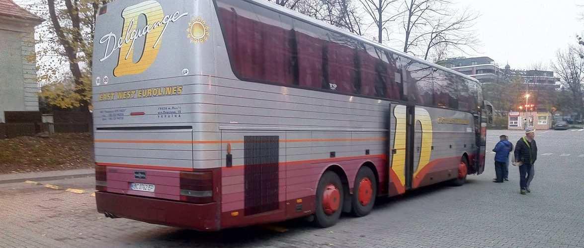 У Польщі заражена коронавірусом громадянка України поїхала автобусом по справам