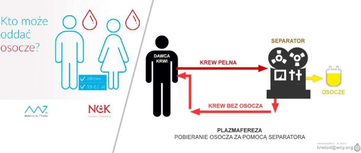 У Польщі терміново потрібна плазма крові людей, які одужали від COVID-19