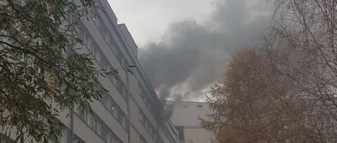 Пожежа у лікарні Польщі, евакуювали тридцять людей