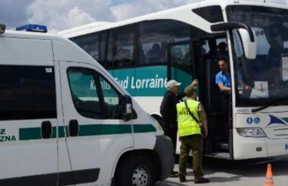 У Польщі прикордонники затримали 30 громадян, з них п'ять — українці