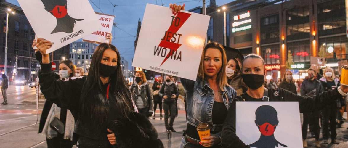 На скільки протести збільшать кількість заражень у Польщі?