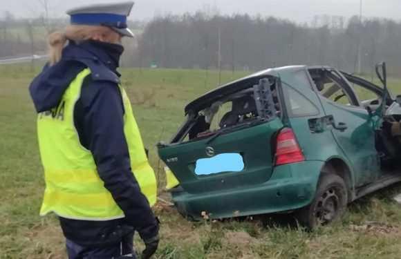 У Польщі на Mercedes розбилися двоє українців
