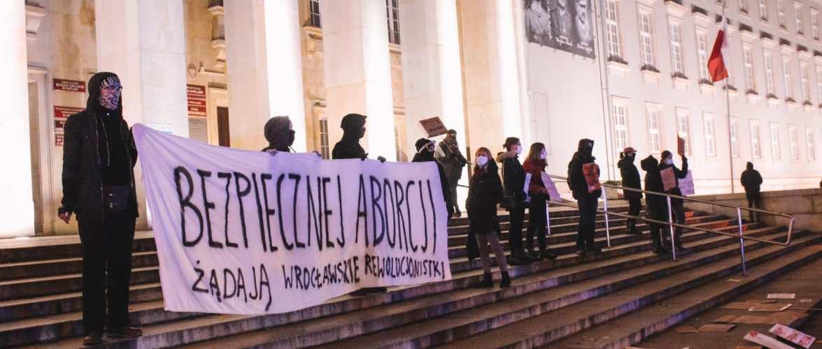 Strajk Kobiet у Польщі: поліції на акціях все більше, протестуючих все менше