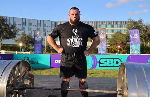 Українець став найсильнішою людиною планети на міжнародних змаганнях [+ФОТО, ВІДЕО]