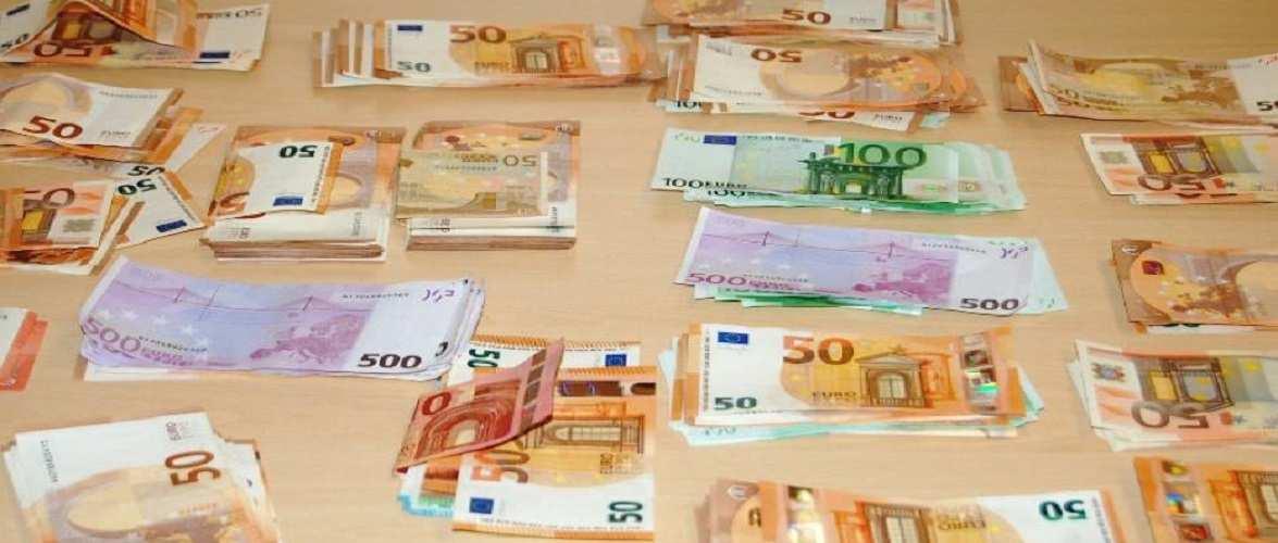 На польсько-українському кордоні затримали двох українців, які хотіли нелегально вивезти 48 тис. євро