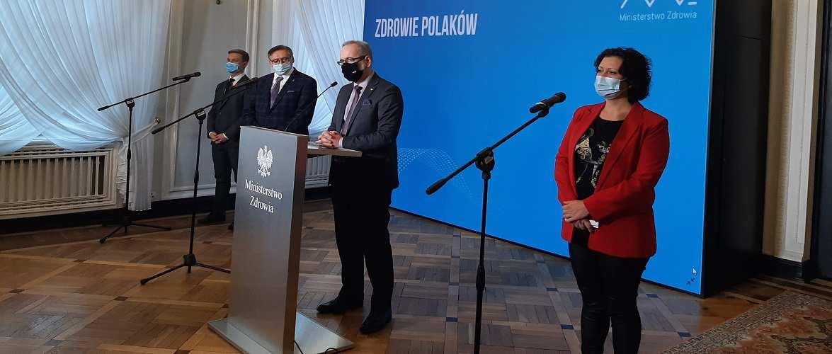 Міністр охорони здоров'я Польщі повідомив, коли будуть нові обмеження