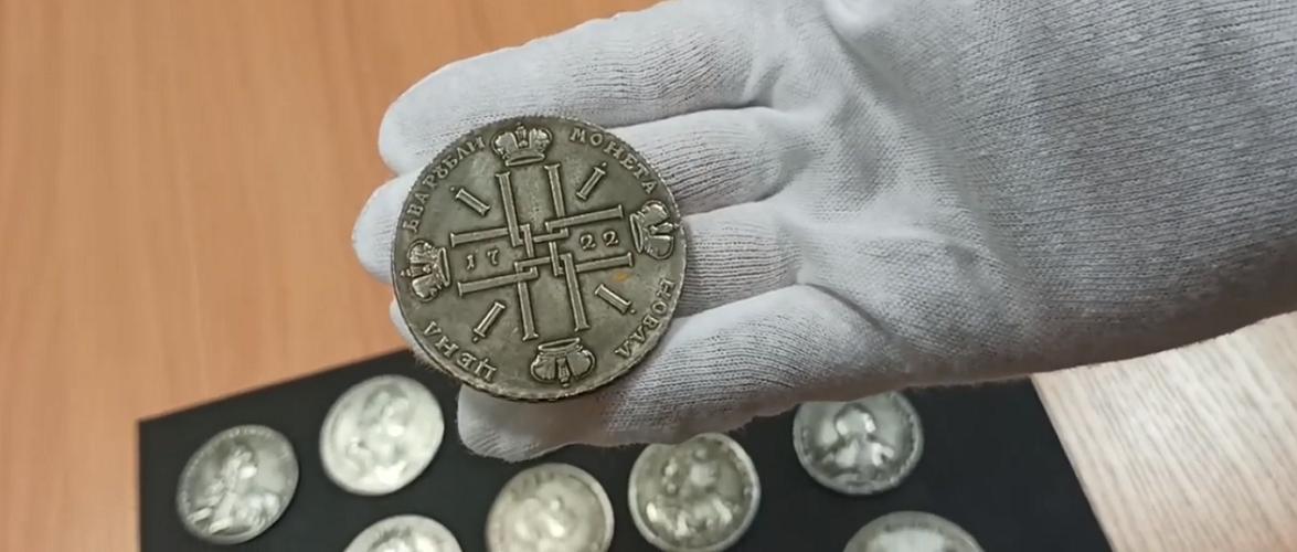 Українець віз в гаманці до Польщі цінні монети, вартістю 650 тис. євро [+ВІДЕО]