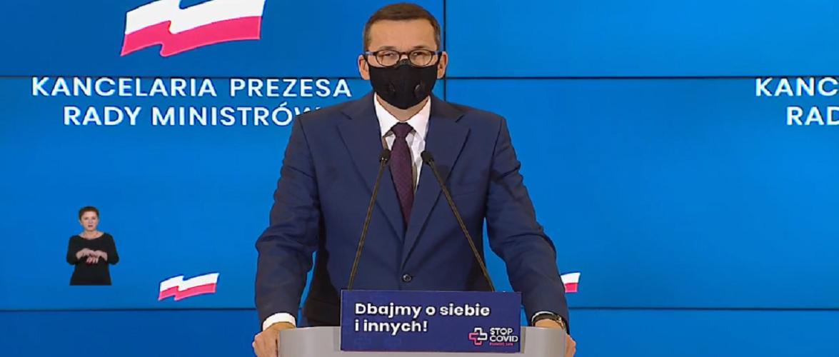 """""""Загальнонаціональний карантин"""": нові карантинні обмеження в Польщі [+ВСІ ДЕТАЛІ]"""