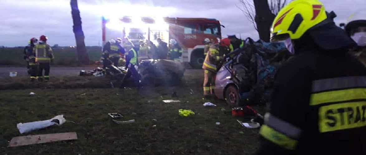 Через кабана у Польщі жахлива аварія, загинула жінка з дитиною [+ФОТО]