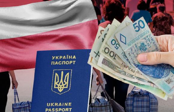Українці скоротили витрати у Польщі в п'ять разів