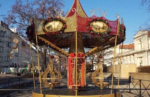 Сьогодні у Варшаві увімкнуть різдвяну ілюмінацію