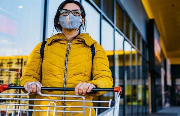 Через носіння масок в польських магазинах почастішали крадіжки