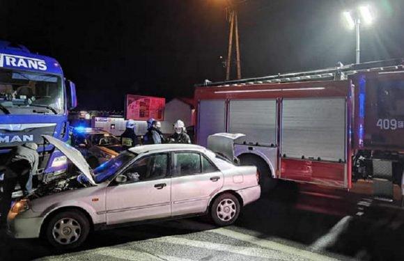 У Польщі п'яні грузин та українка врізалися у вантажівку