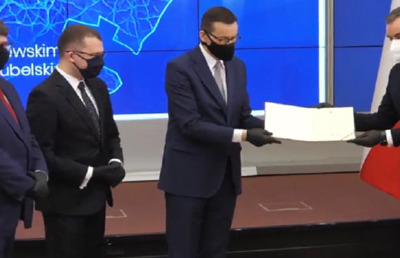В Польщі офіційно з'явились нові міста