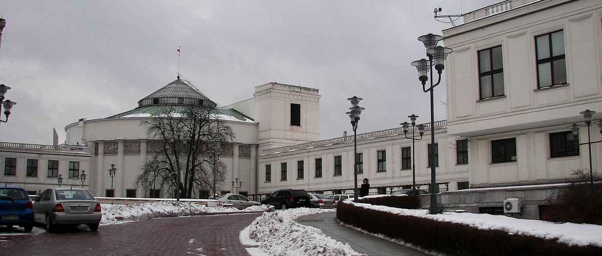 У Сеймі Польщі охоронець вистрелив собі в ногу