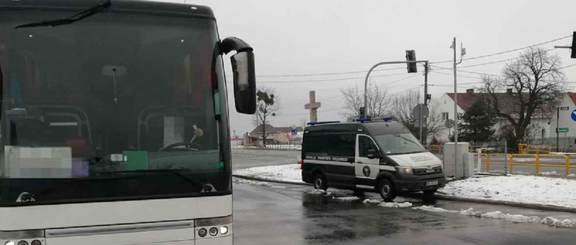 Українець без документів возив пасажирів автобусом до Польщі [+ФОТО]