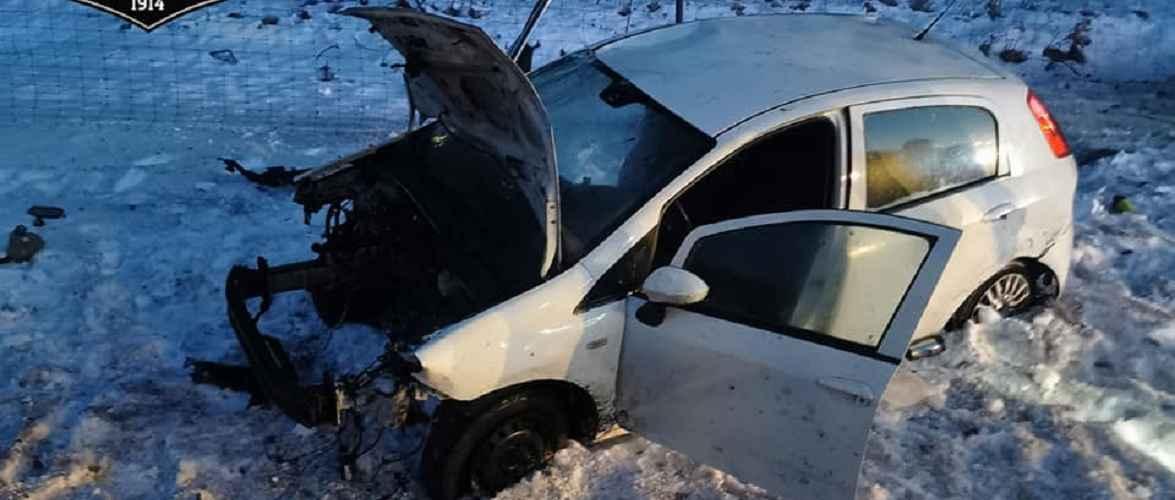 Українець у Польщі так поспішав, що загубив двигун
