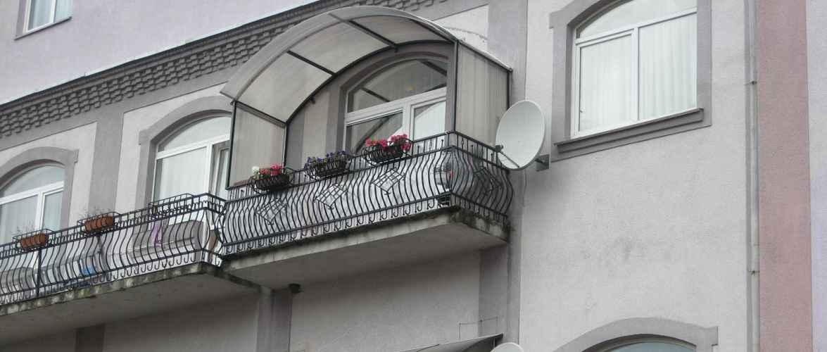 У Польщі 5-річна українка випала з балкону квартири на четвертому поверсі