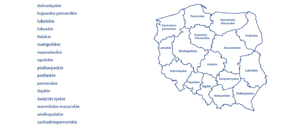 У Польщі оприлюднили карту пунктів вакцинації