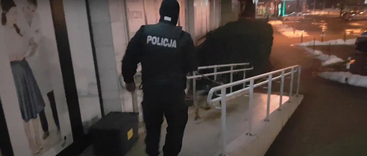 100 тисяч злотих за вказівку на злочинця, який у Польщі пограбував обмінний пункт (оновлено)