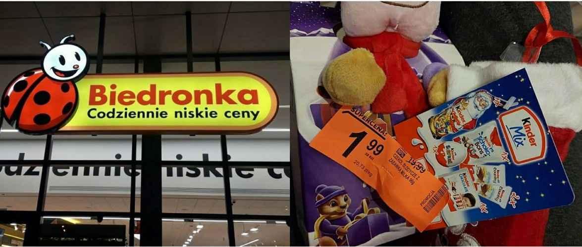 «Biedronka» влаштувала неофіційний розпродаж новорічних солодощів: поспішай!