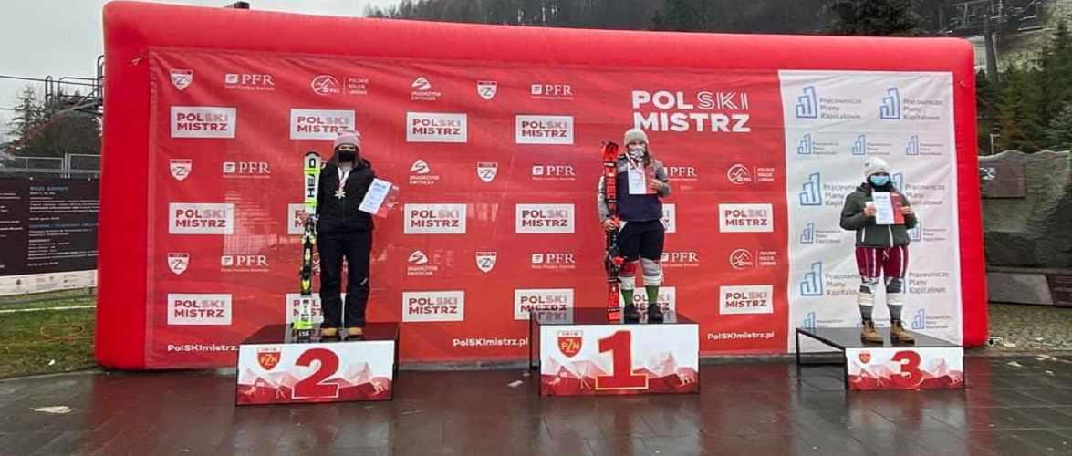 Українка стала призеркою з гірськолижного спорту на чемпіонаті в Польщі