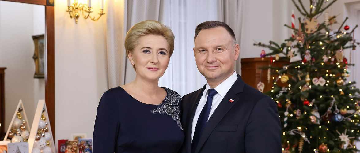 Президент Польщі Анджей Дуда привітав православних вірян та греко-католиків із Різдвом